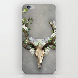 Flowers for the Dead iPhone Skin