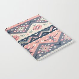 -A23- Epic Anthropologie Traditional Moroccan Artwork. Notebook