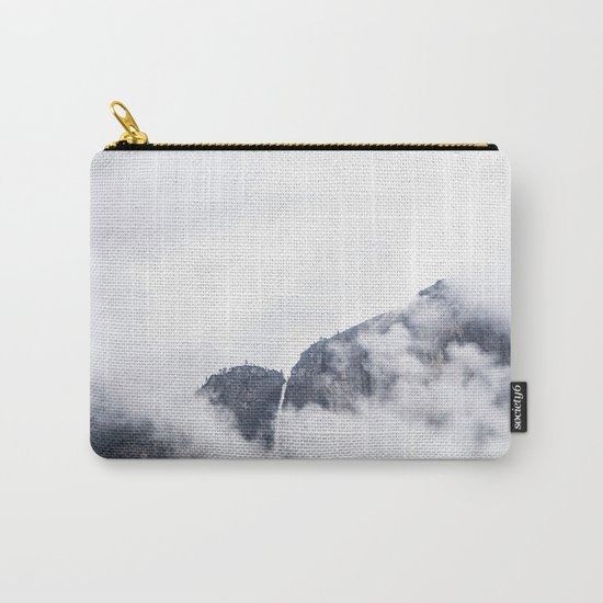 Clouds on Clouds Carry-All Pouch