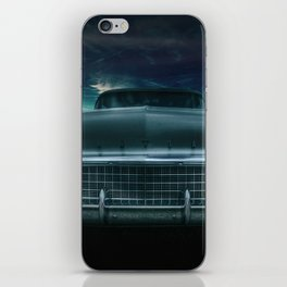 1958 Pontiac star chief catalina iPhone Skin