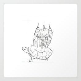 turte#2 Art Print