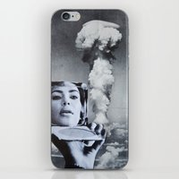 kardashian iPhone & iPod Skins featuring Kim Kardashian by John Turck