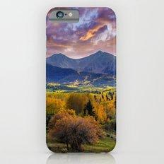 Mount Sopris iPhone 6s Slim Case