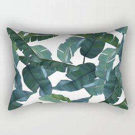 Banana Leaf Decor #society6 #decor #buyart Rectangular Pillow