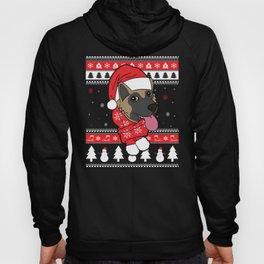Akita Ugly Christmas Hoody
