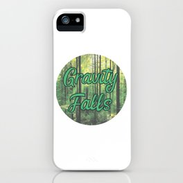Funny & Awesome Gravity Tshirt Design Gravity Falls iPhone Case