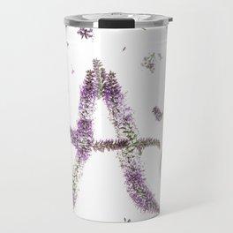 Aura, botanical A Travel Mug