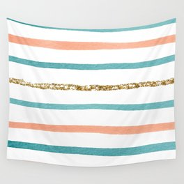 Sparkle Stripe Wall Tapestry