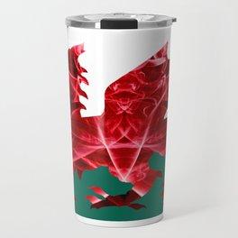 The Welsh Smoke Dragon Travel Mug