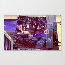 62. Blastcrowder Canvas Print