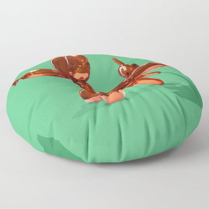 Taking the Piss Floor Pillow