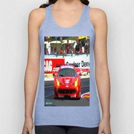 Ferrari 458 Italia | Road America Unisex Tank Top