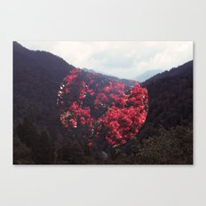 Happy Lost Canvas Print