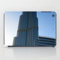 wiz khalifa iPad Cases featuring Dubai - Burj Al Khalifa by gdesai