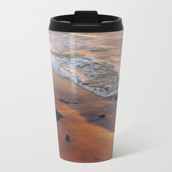 Come Away With Me Metal Travel Mug