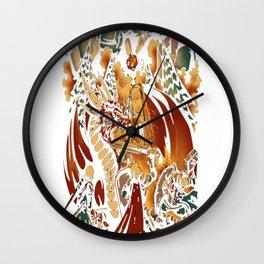 I Role You Wall Clock