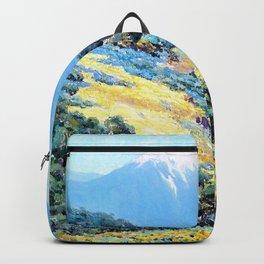 Granville Redmond - Valley splendor - Digital Remastered Edition Backpack