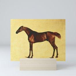 George Stubbs - Pangloss Mini Art Print