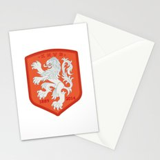 Holland 2014 Brasil World Cup Crest Stationery Cards