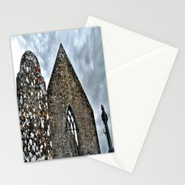All Falls to Time Stationery Cards