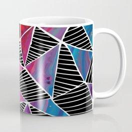 Stained Glass Pattern Coffee Mug