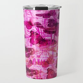 BUTTERFLY HOTHOUSE Travel Mug