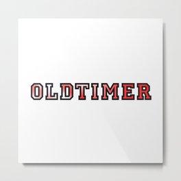Oldtimer Metal Print
