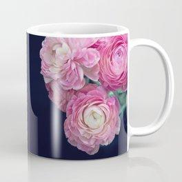 pink on black Coffee Mug