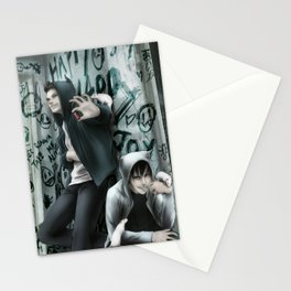 : EVIL BOYS : Stationery Cards