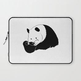 panda eyes Laptop Sleeve