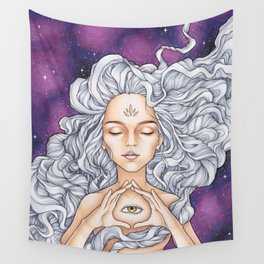 Take a look around Wall Tapestry