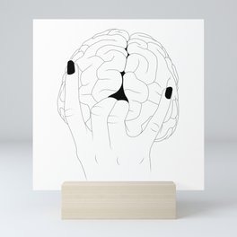 sapiosexual Mini Art Print