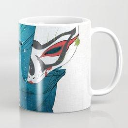 Fox Mask Coffee Mug