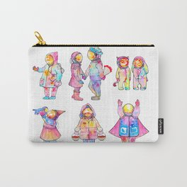 Space Kids Carry-All Pouch