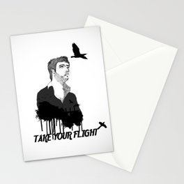 Take Your Flight  Stationery Cards