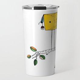 Nosy Bird Travel Mug
