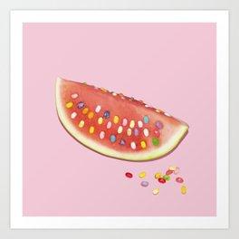 Nature's Candy Art Print