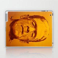 The creature - orange Laptop & iPad Skin