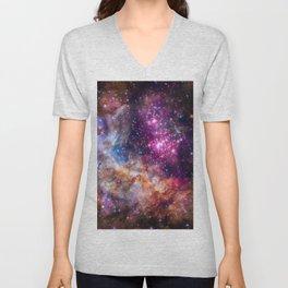 Westerlund 2 Chandra Unisex V-Neck