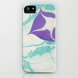 Marble 3 iPhone Case
