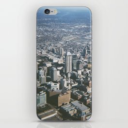 Indianapolis Skyline iPhone Skin