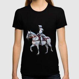 Knight on Horseback  T-shirt
