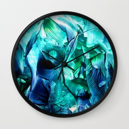 MysticEye Wall Clock