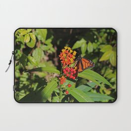 Butterfly Ballad Laptop Sleeve