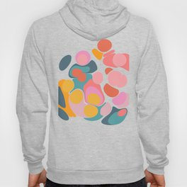Colorful Abstract Design Hoody