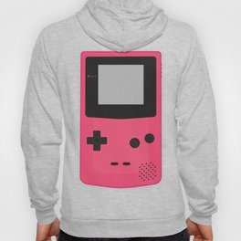Gameboy Colour Pink Hoody