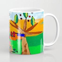 Il giardino e le nuvole Coffee Mug