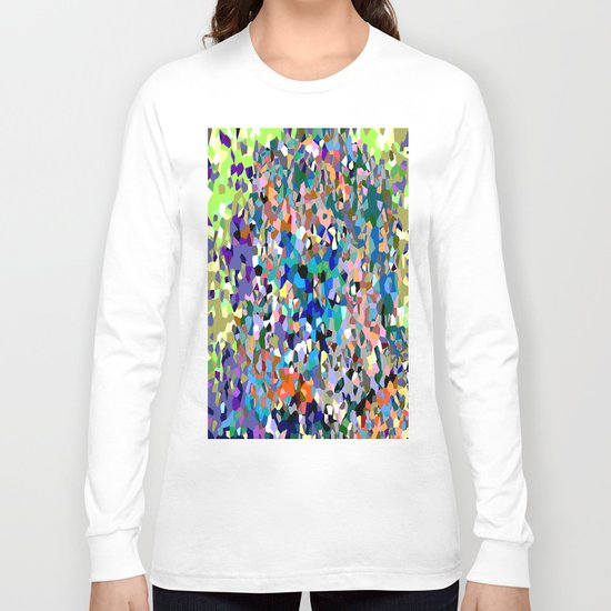 Crystallize 6 Long Sleeve T-shirt