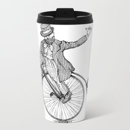 Flatland Metal Travel Mug