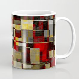 fallin' into a pattern Coffee Mug